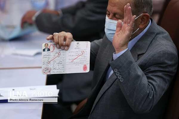 گزارش تصویری از چهارمین روز ثبتنام داوطلبان ریاستجمهوری ۱۴۰۰