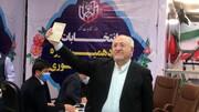 ثبت نام حقشناس در انتخابات ریاستجمهوری ۱۴۰۰