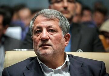 لحظه ثبت نام «محسن هاشمی» در انتخابات ریاست جمهوری / فیلم