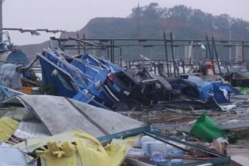 ۶ کشته بر اثر گردباد در «ووهان» چین