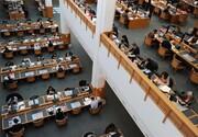 بازگشایی تالارهای عمومی کتابخانه ملی ایران از امروز