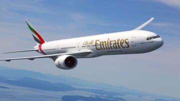 پروازهای امارات به اراضی اشغالی متوقف شد