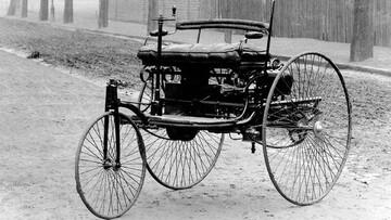 ویدیویی دیده نشده از نخستین اتومبیل دنیا