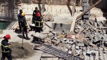 مرگ دردناک یک کارگر جوان در اصفهان