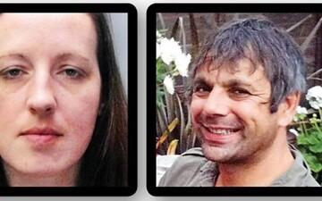 قاتل سریالی با یک سارق خیابانی در زندان ازدواج میکند