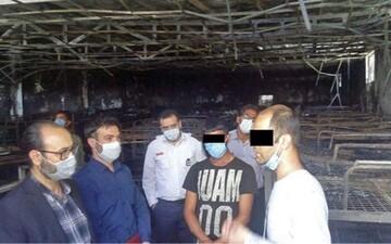 راز جنایت وحشتناک آتشسوزی مرکز ترک اعتیاد فاش شد