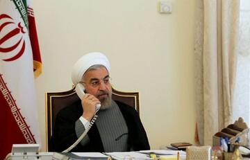 گفتگوی تلفنی روحانی با اردوغان درباره تجاوزات اخیر رژیم صهیونیستی در قدس