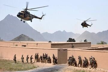 کشته شدن ۵ نیروی طالبان در افغانستان