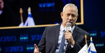 ادعای گانتز: هدف از حمله به غزه، برقراری آرامش در منطقه است