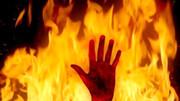 خودسوزی مرد تهرانی با بنزین در میدان ۳۱ نارمک