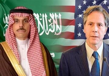وزرای خارجه عربستان و آمریکا تلفنی گفتگو کردند