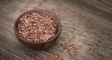 عوارض جانبی زیادهروی در مصرف دانه کتان