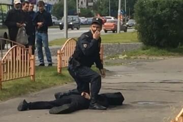 ۳ کشته در پی حمله با سلاح سرد در روسیه