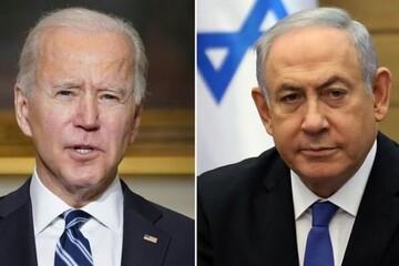 گفتگوی بایدن و نتانیاهو درباره تحولات فلسطین اشغالی