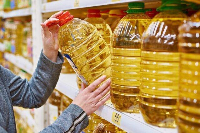 قیمت روغن ۳۵ درصد گران شد / هر بطری روغن مایع چند؟
