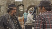 ادامه فیلمبرداری «سلمان فارسی» در دکور خرابههای شام