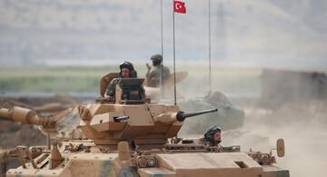 گلولهباران شمال عراق از سوی ترکیه