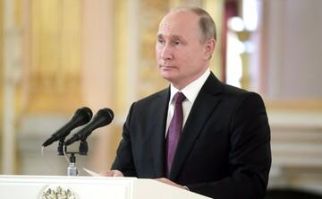 پوتین برحل مساله فلسطین از طریق قطعنامههای شورای امنیت تاکید کرد