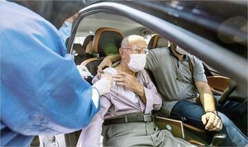 تزریق واکسن کرونا به ۵۰۰ تهرانی در ۷۰ دقیقه