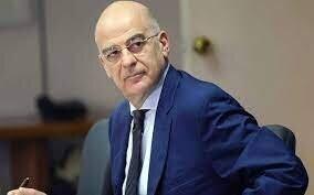 سفر وزیر خارجه یونان به تلآویو