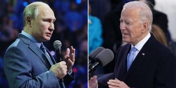 احتمال برگزاری دیدار پوتین و بایدن در یکی از پایتختهای اروپایی