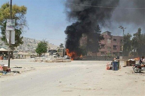 وقوع انفجار در حومه حلب با ۲ کشته