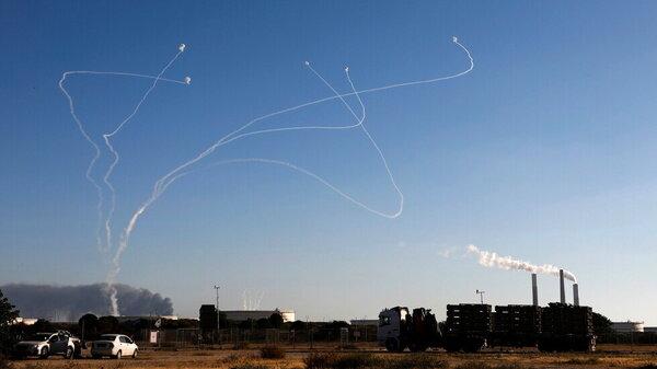 بمباران مواضع ارتش اسرائیل توسط گروههای مقاومت فلسطین