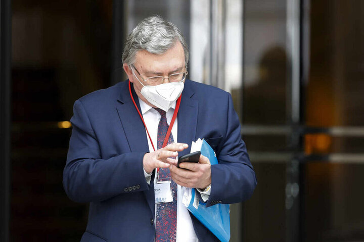 اولیانوف: هنوز مسائل حلنشده در مذاکرات وین باقی است