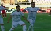 خلاصه بازی آلومینیوم 2-0 تراکتور در جام حذفی / فیلم