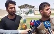 یک ایرانی کُرد در عراق خود را به آتش کشید