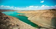 ذخایر آبی در سدهای ۴ استان بحرانی است