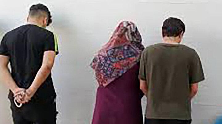 ۳ دزد نارمک با شلیک پلیس دستگیر شدند / عکس
