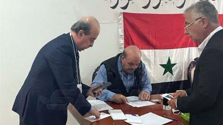 آغاز انتخابات ریاستجمهوری سوریه در خارج از کشور
