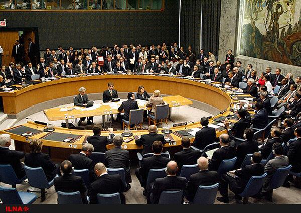 آمریکا از پیشنویس قطعنامه پیشنهادی فرانسه حمایت نمیکند