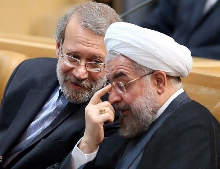 لاریجانی در کلیت شبیه به اصلاحطلبان نیست / دولت احتمالی لاریجانی دولت روحانی نخواهد شد