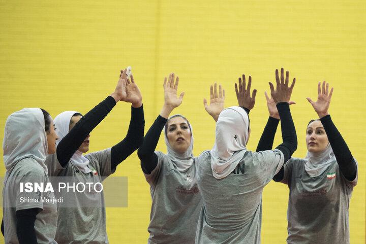 معرفی سرمربی جدید تیم ملی والیبال زنان