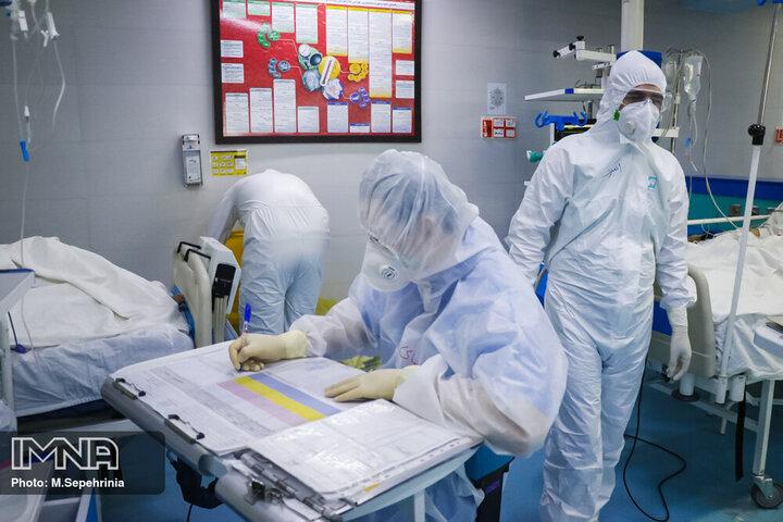 ۵۸ بیمار جدید کرونایی در قم شناسایی شدند