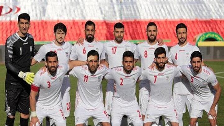 کمک ۱۰ میلیاردی وزارت ورزش به تیم ملی فوتبال ایران