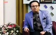 سوژه شدن اشتباه عجیب مجری تلویزیون در برنامه فوتبال ۱۲۰ / فیلم