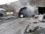 ریزش تونل در شهرستانک /  دو نفر کشته شدند