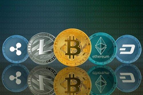 ریزش شدید قیمت ارزهای دیجیتالی مهم