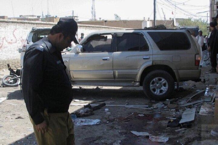۶ کشته بر اثر وقوع انفجار بمب در جنوب غرب پاکستان