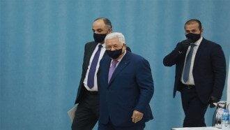 محمود عباس و آنتونی بلینکن تلفنی گفتگو کردند