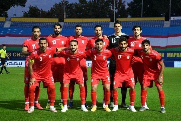 فهرست تیم ملی فوتبال روز دوشنبه رونمایی خواهد شد