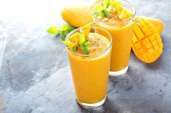 کاهش دمای بدن و درمان سرگیجه با مصرف این آب میوه
