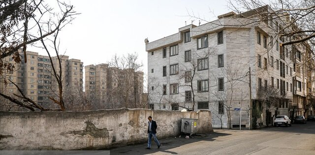 قیمت آپارتمانهای ۱۵ تا ۲۰ سال در تهران / جدول