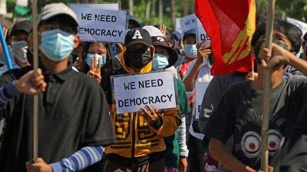 ناآرامیها در میانمار شدت گرفت / حزب آنگ سان سوچی منحل شد
