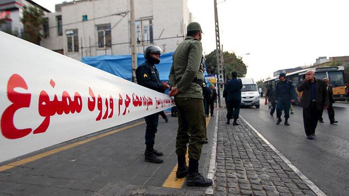 جنازه یک زن تهرانی در پیادهروی خیابان شوش پیدا شد