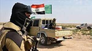 حمله هوایی به خودروی حشد الشعبی در مرز سوریه