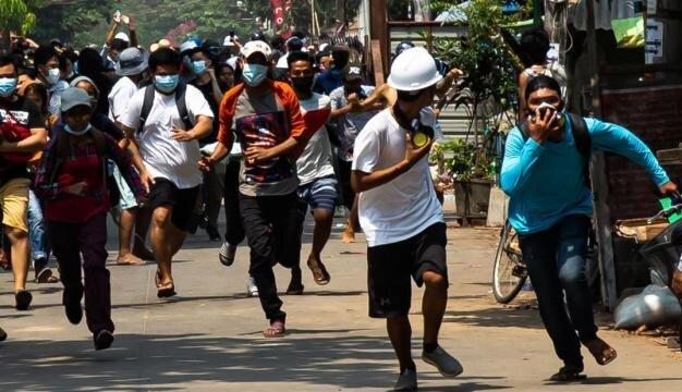 تشدید ناآرامی ها در میانمار: انحلال حزب آنگ سان سوچی